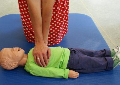 Eerste hulp bij werken met kinderen